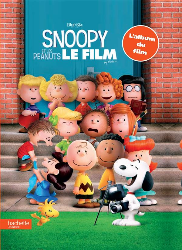 SNOOPY - ALBUM DU FILM